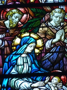 Rejoices in God My Savior!  © SalveMaterDei.com, 2011.  EA photographer, Holy Hill