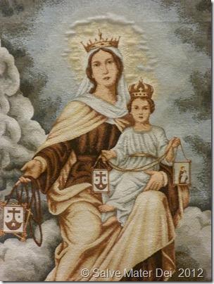 Our Lady of Mount Carmel Novena | Salve Sancta Mater Dei