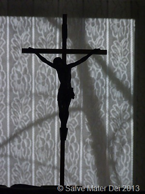 Becoming Christ- centered, Love centered © SalveMaterDei.com, 2013