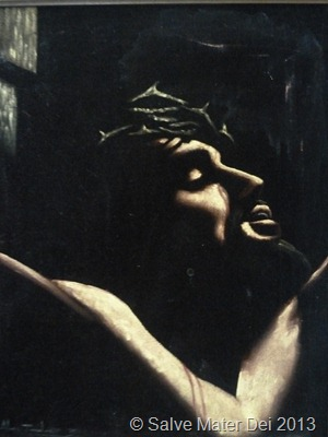 For the Sake of His Sorrowful Passion © SalveMaterDei.com, 2014