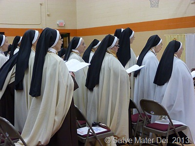 Who Prays for You? Religious Sisters and Brothers leading Hidden Lives Rich in Grace. SalveMaterDei.com, 2013